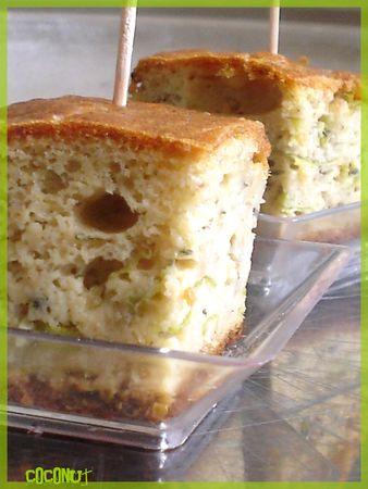 cake poivron et feta