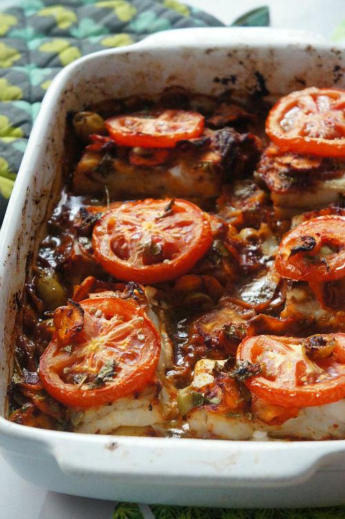Poisson au four la marocaine blog coconut cuisine foodisterie home made - Cuisiner le fenouil au four ...