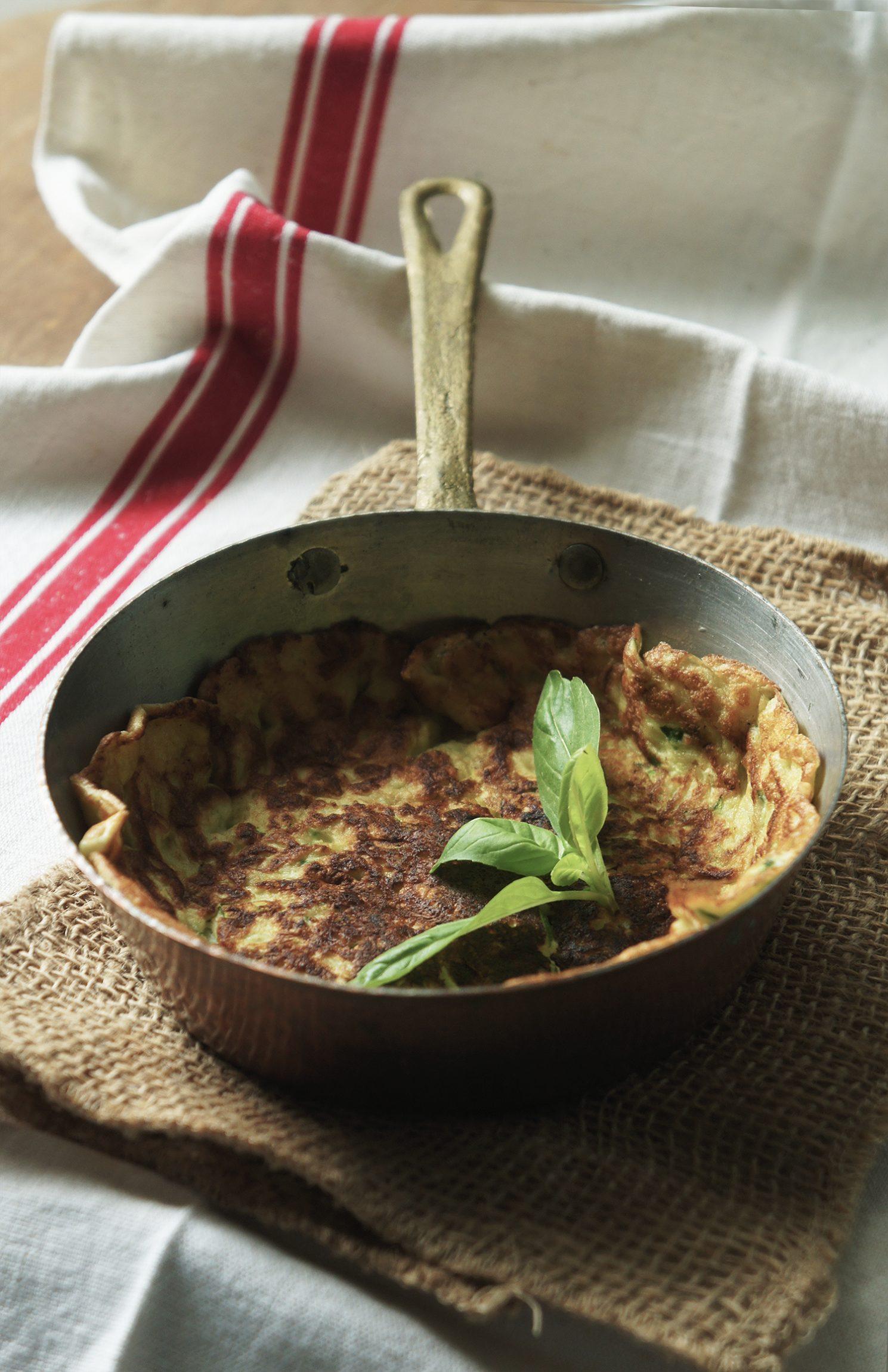 pancakes courgettes recette facile