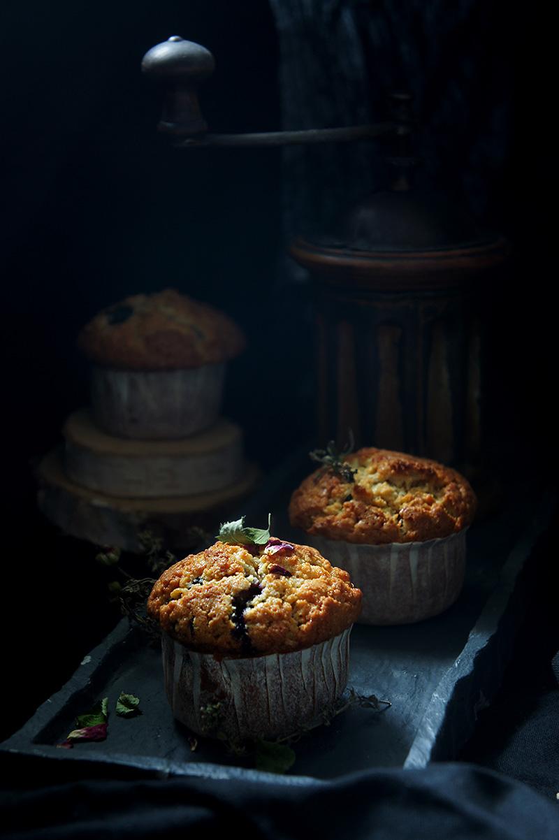 recette de muffins au levain