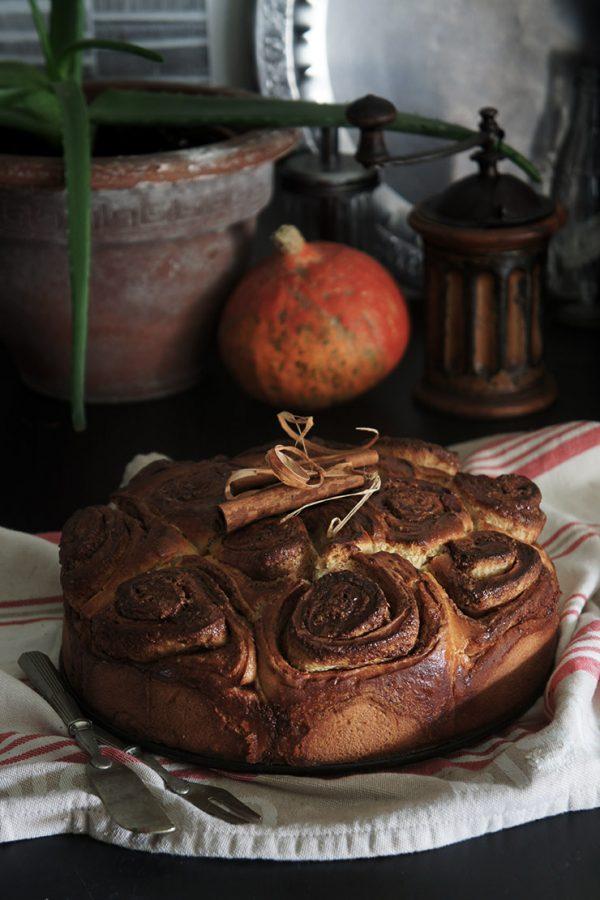 recette des roulés à la cannelle Cinnamon Rolls