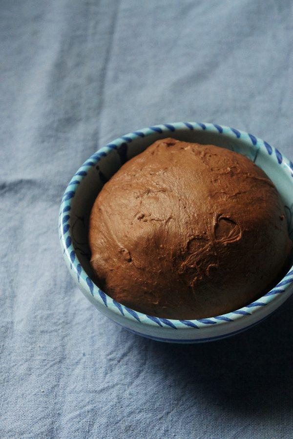 recette du pain landemaine au cacao