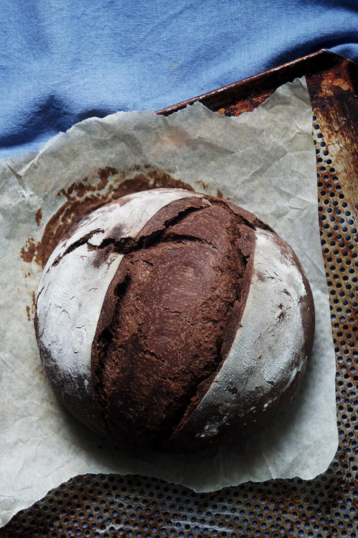 pain au levain fait maison recette de boulangerie