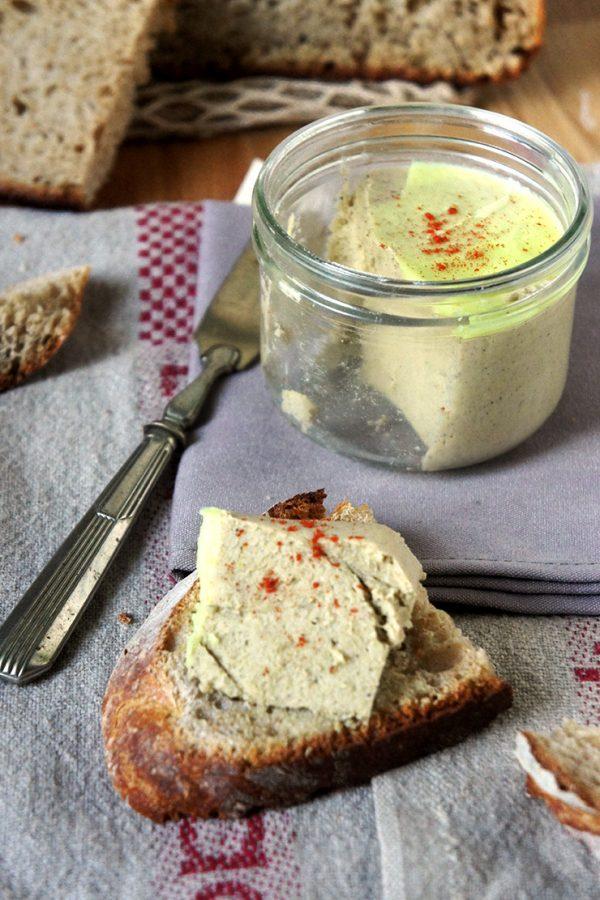 recette du foie gras végétal vegan