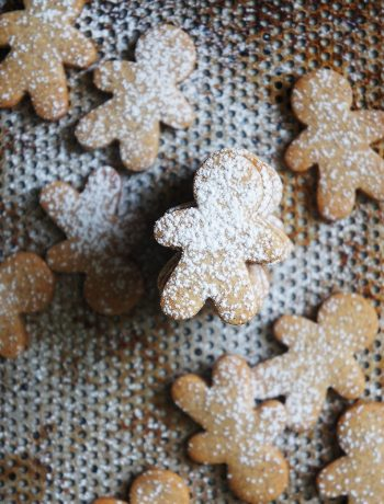 recette des p'tits biscuts gingembre gingerbread