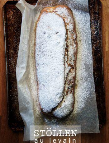 recette du stöllen au levain naturel