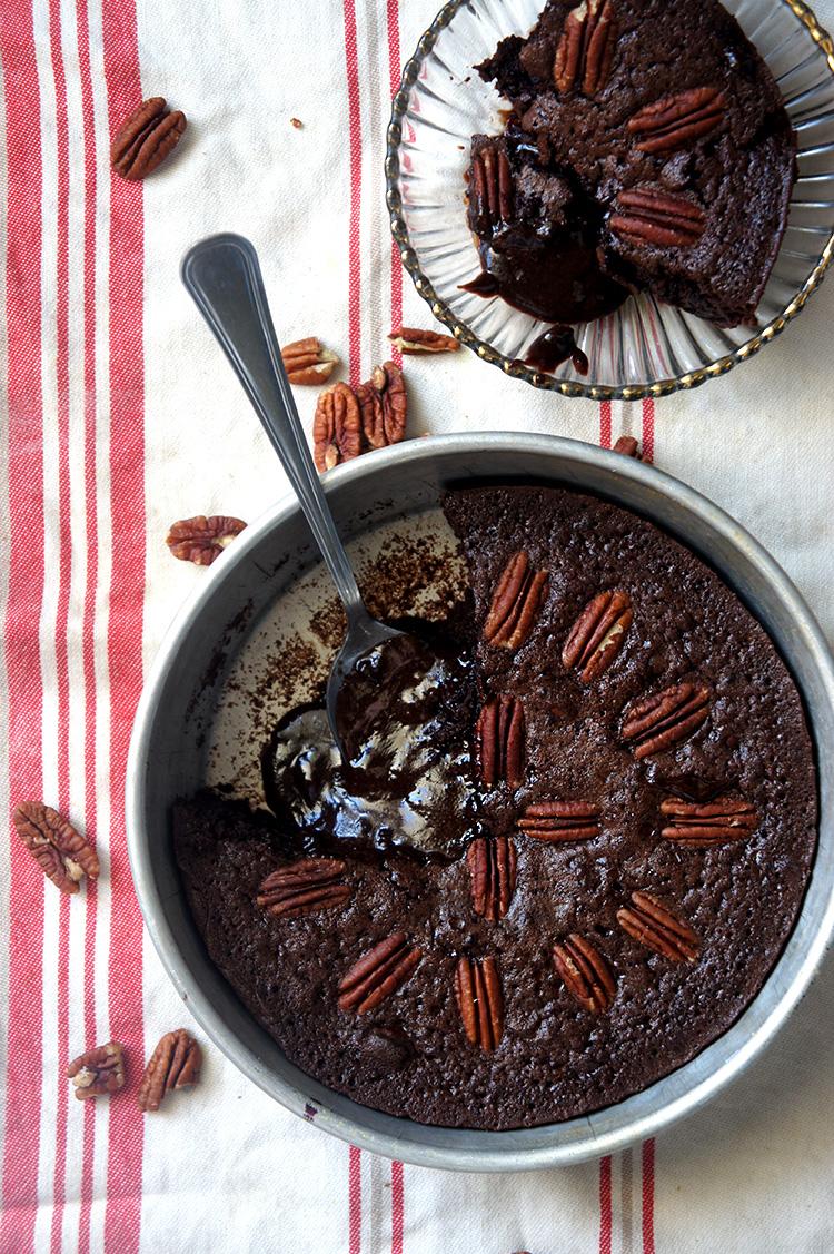 recette de brownie au levain naturel