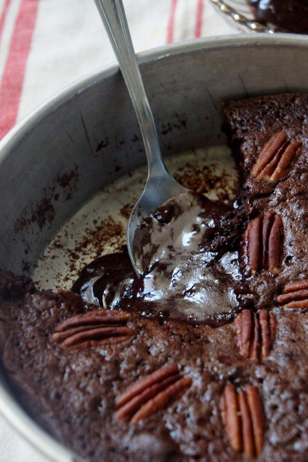 brownie au levain recette