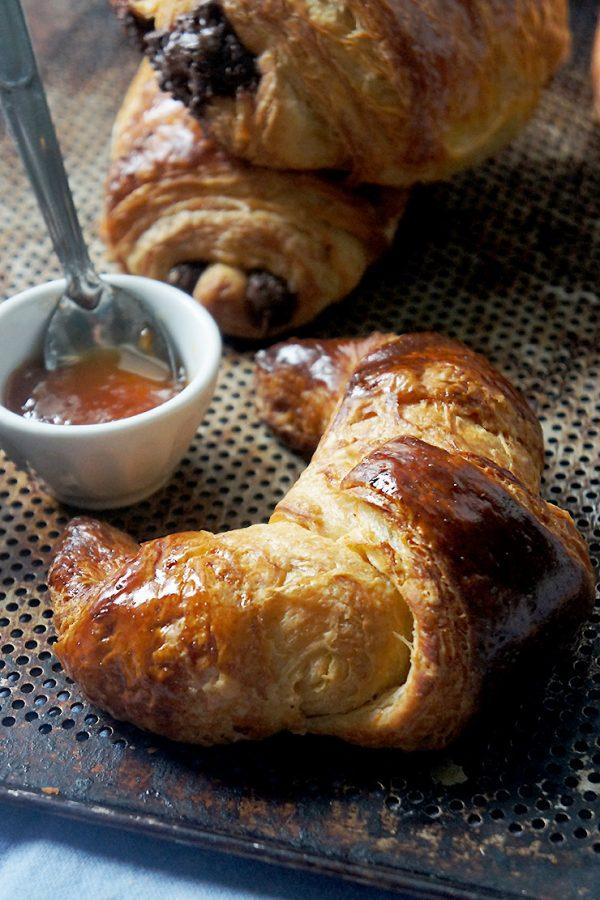 recette facile croissants pain au chocolat