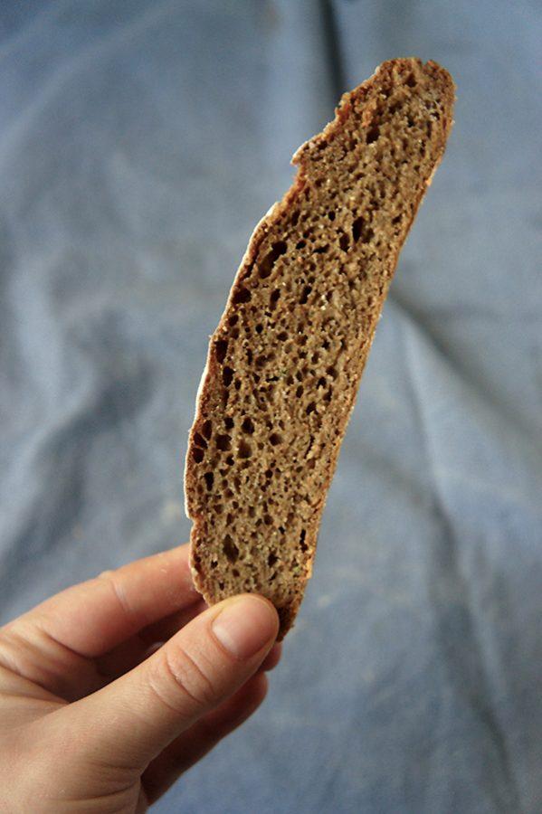 recette du pain de seigle CAP