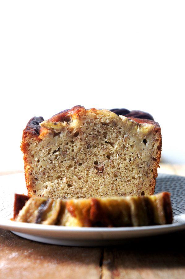 Recette Cake A La Banane Sans Gluten