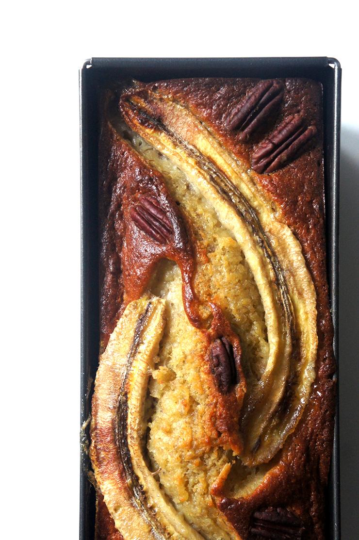 recette de banana bread facile
