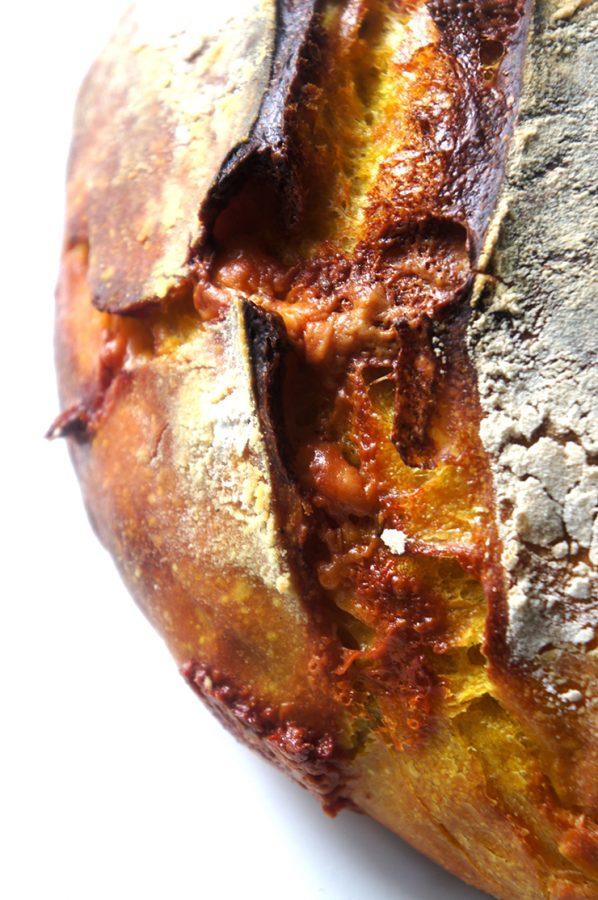 pain au levain spécial