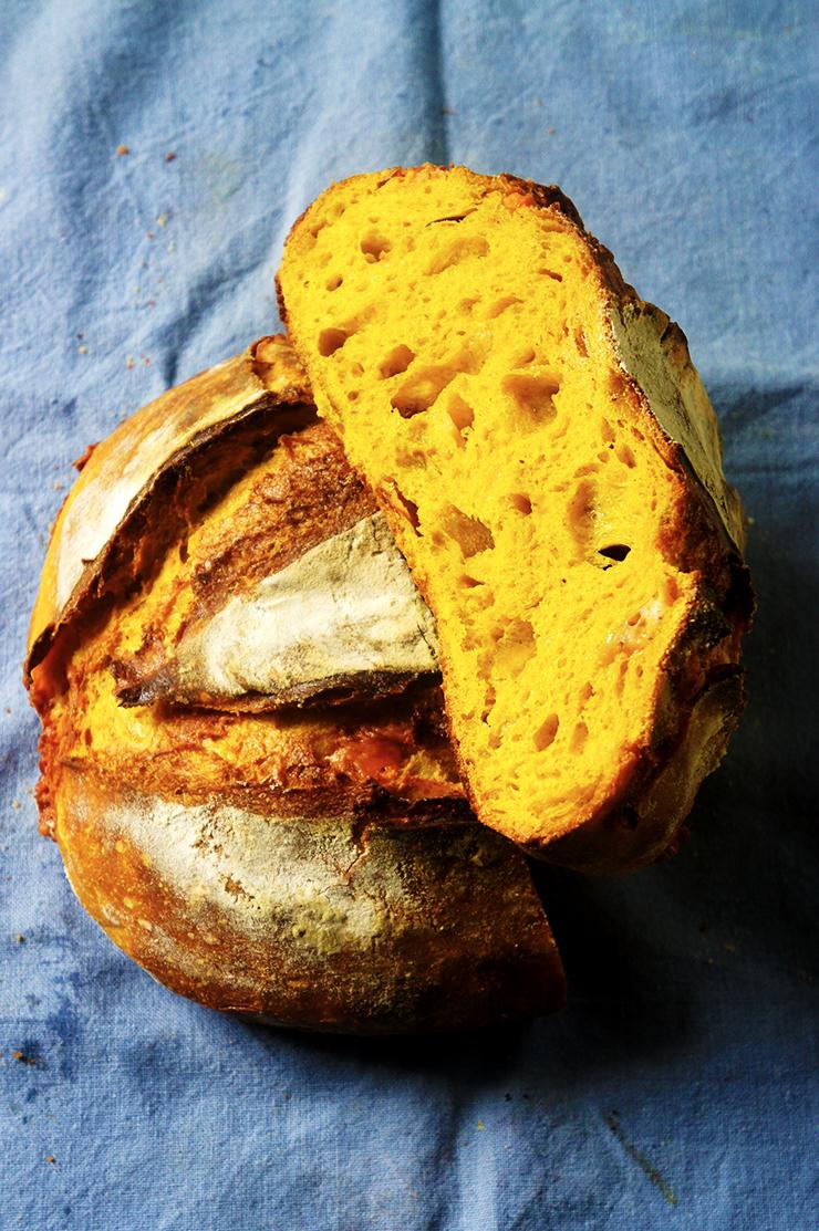 recette pain au levain originale