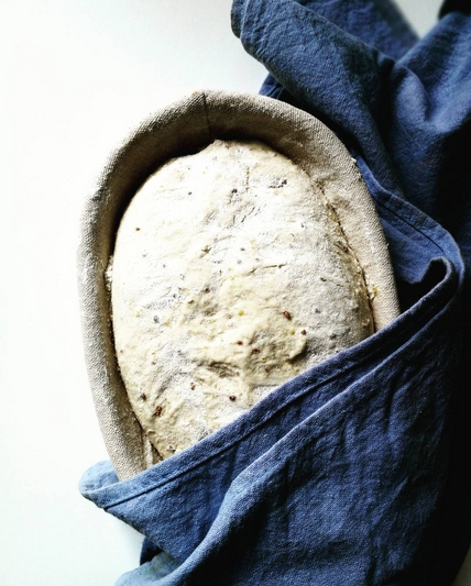 recette du pain à la moutarde à l'ancienne