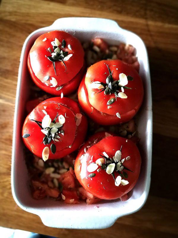 tomates farcies rapide