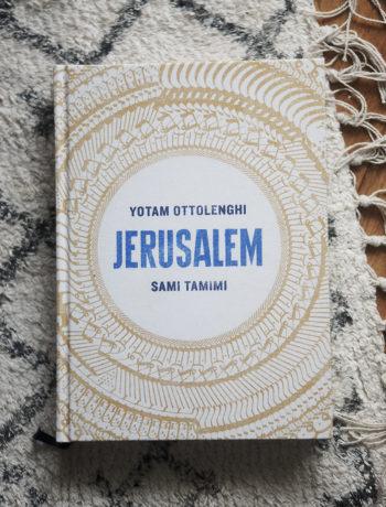 jerusalem ottolenghi lecture