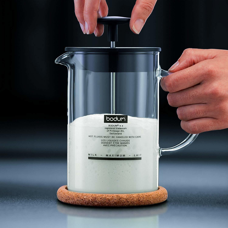 Mousseur à lait manuel Bodum