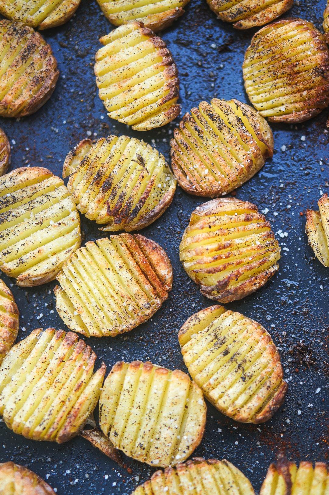 Pommes de terre Jamie Oliver