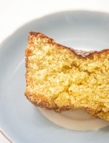 cake semoule citron ottolenghi