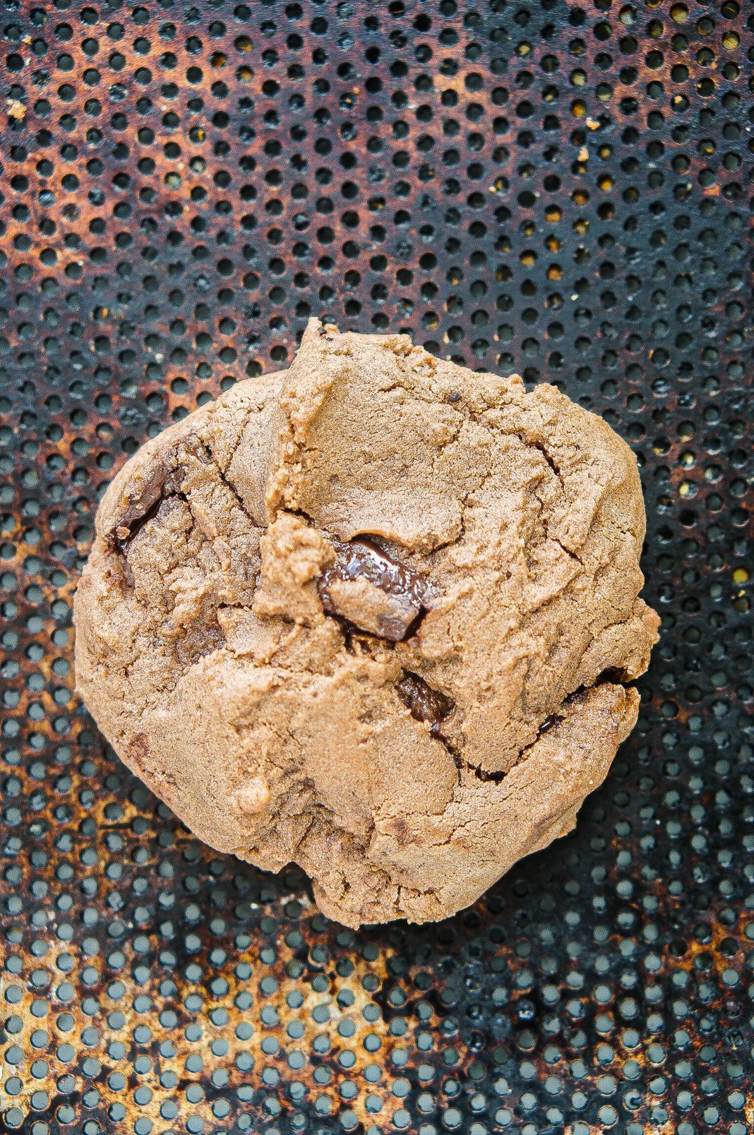 cookies chocolat noir levain bakery