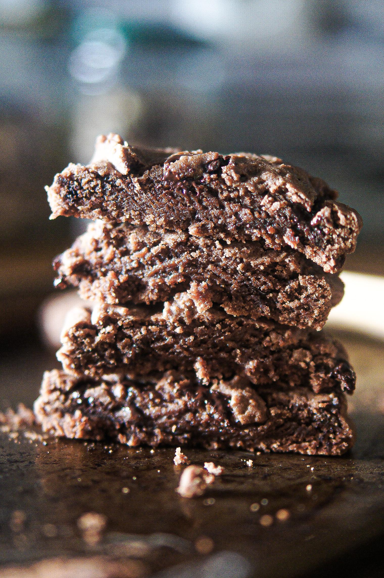 cookies tout chocolat comme chez levain bakery